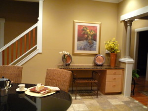 Home Staging Dining Room 1
